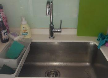 Kitchen Mixer Tap Replacement Singapore HDB – Senja Road