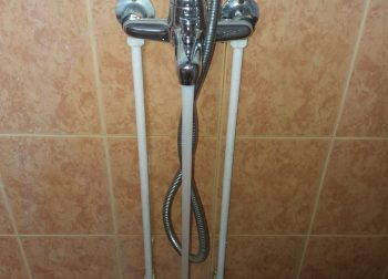 Shower Mixer Tap Replacement Singapore HDB – Jurong West