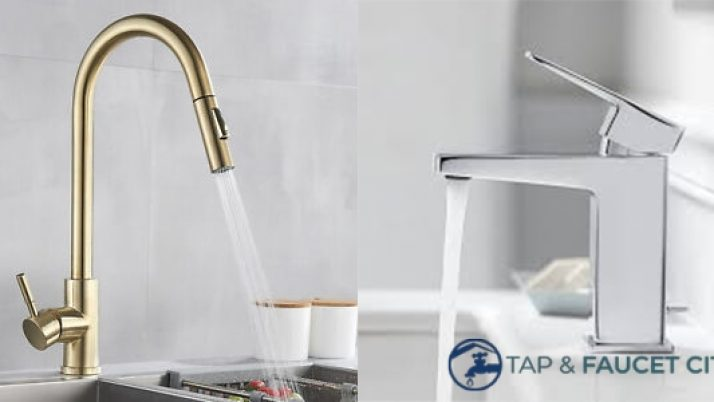 How to Choose A Faucet For Your Bathroom or Kitchen
